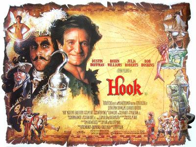 Locandina Hook Capitan Uncino